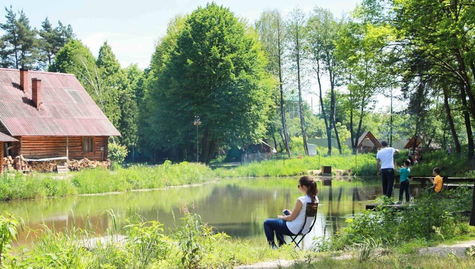 Бази відпочинку поблизу Львова: База відпочинку