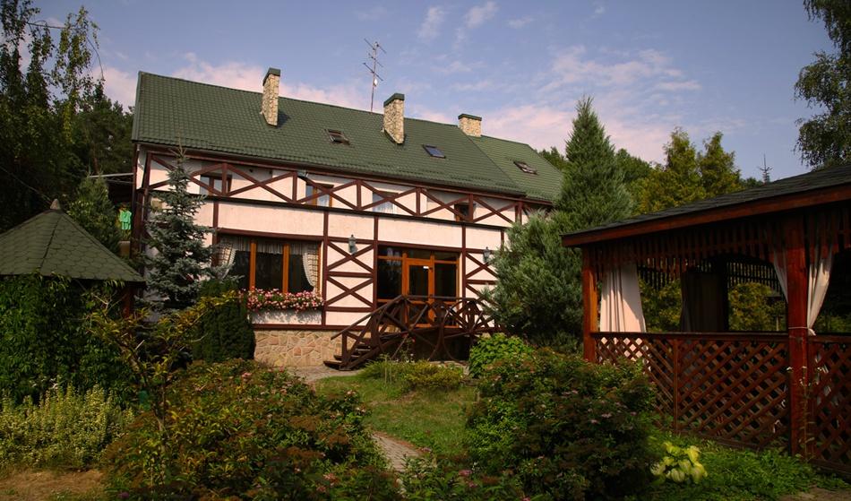 Бази відпочинку поблизу Львова: Чарівна долина