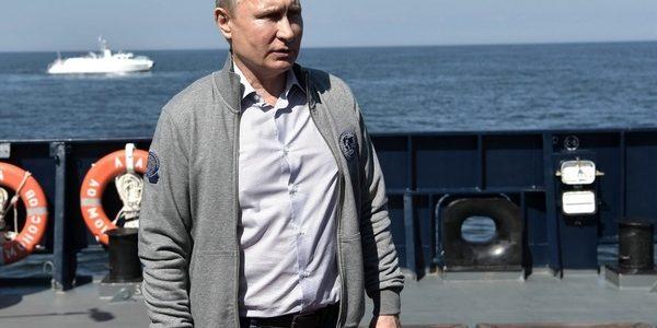Путін передав послання Зеленському? Озвучені нові деталі