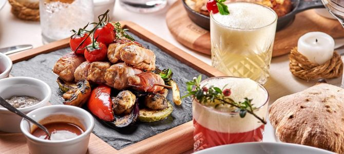 Де спробувати кухні різних країн світу у Львові
