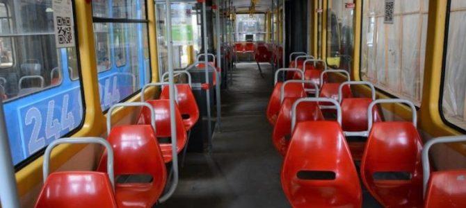 Львів'яни вимагають вимити трамваї і тролейбуси