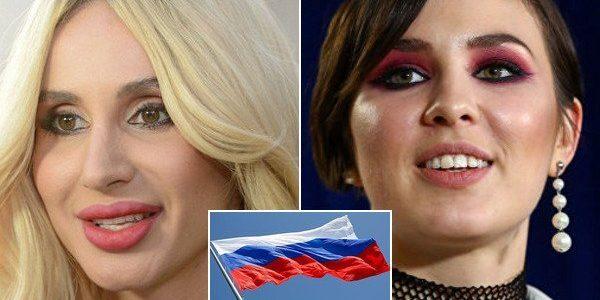 Лобода і MARUV запалили на російському фестивалі (відео)