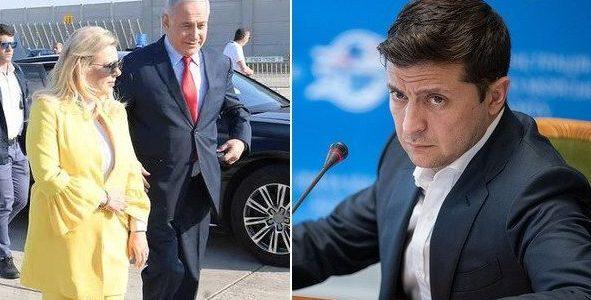 Дружина Нетаньягу оскандалилася з хлібом в Україні: у Зеленського відреагували на неприємний інцидент
