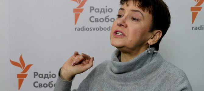 Порошенко і Клімкін тримали перед Заходом проукраїнську лінію – Забужко
