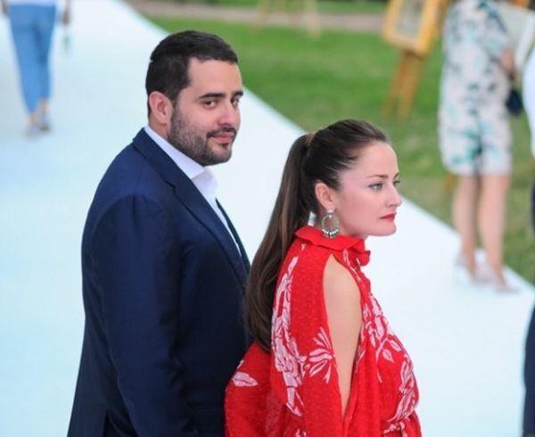 Андрій Довбенко та Ганна Огренчук