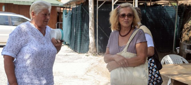 """""""В Італії я 20 років. Маю пенсію 600 євро. Медицина тут безкоштовна. Операцію мені зробили безкоштовно…"""" (відео)"""