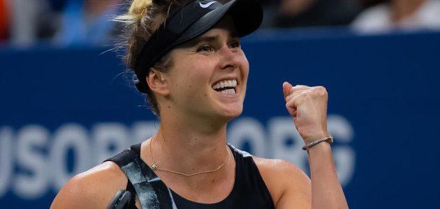 Світоліна без проблем перемогла Кіз і пробилася в 1/4 фіналу US Open