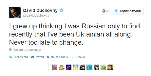 топ-5 голлівудських зірок, які розмовляють українською