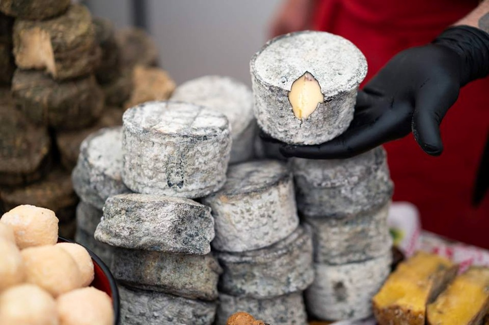 Сьогодні у Львові стартує Х ювілейне Свято сиру і вина