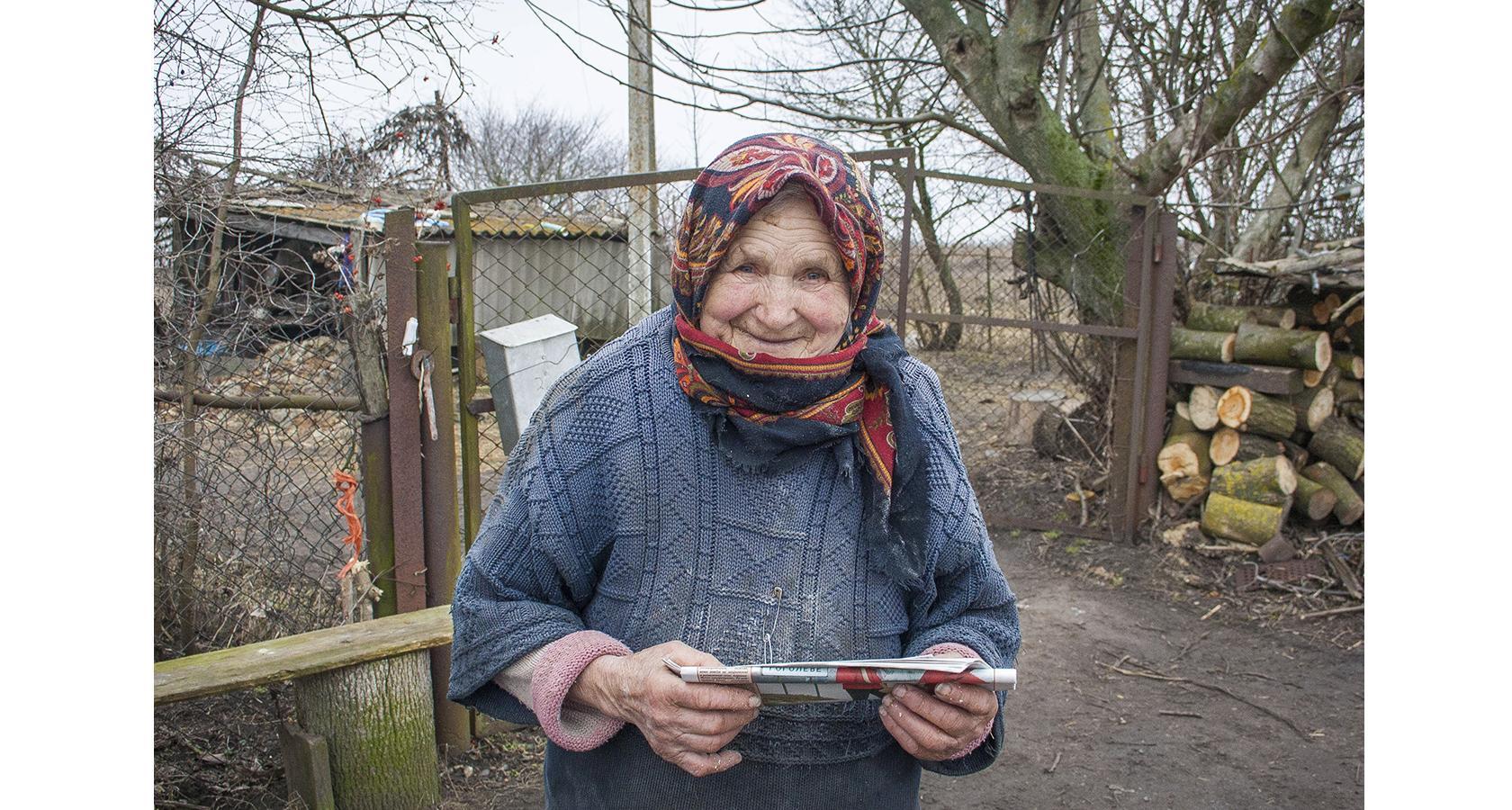 Краса не в одязі, фігурі чи зачісці: сільські жінки у дивовижному фотопроекті