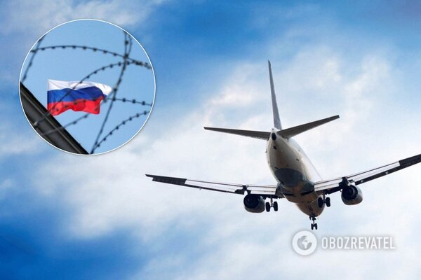 Президент Володимир Зеленський заявив, що відсутність авіасполучення з Російською Федерацією є невигідною для України
