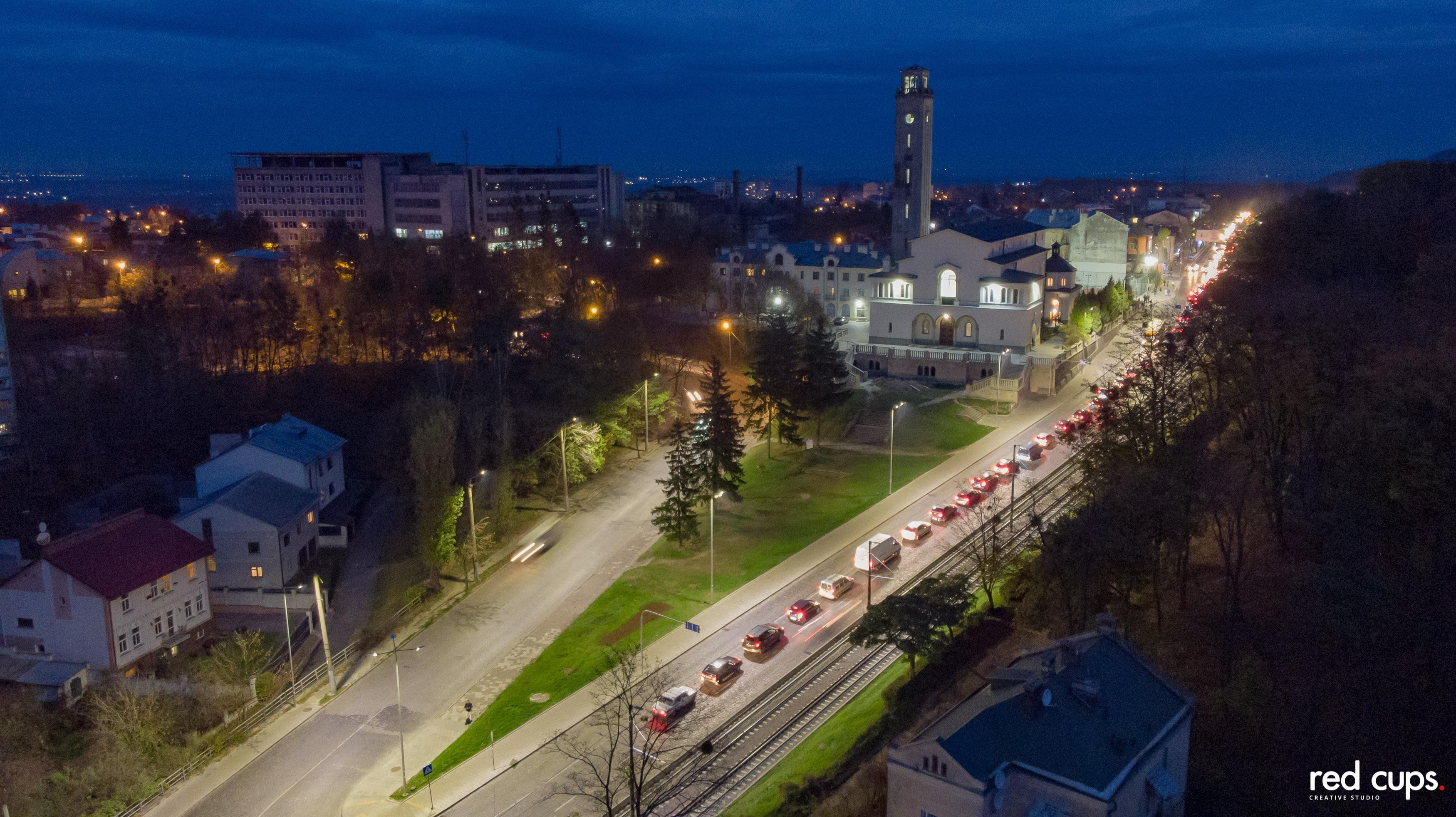 «Покровська площа», вул. Личаківська