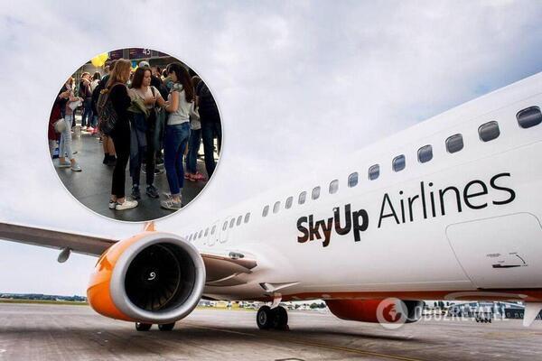 Український лоукостер потрапив у скандал із рейсом до Львова