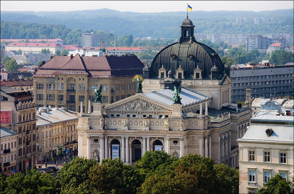 Оперний театр у Львові: історія та факти, які ви, можливо, не знали
