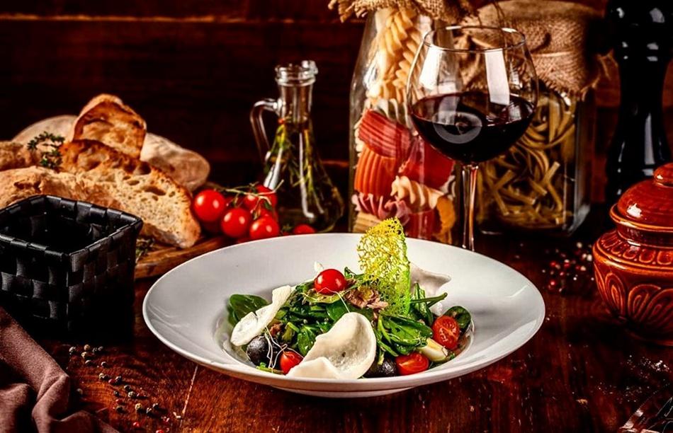 Ресторан Da Vinci у Львові