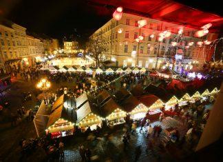 «Троє Зілля», «DykoBrass» та «Шосте чуття» - Львів запрошує на новорічний концерт у центрі міста
