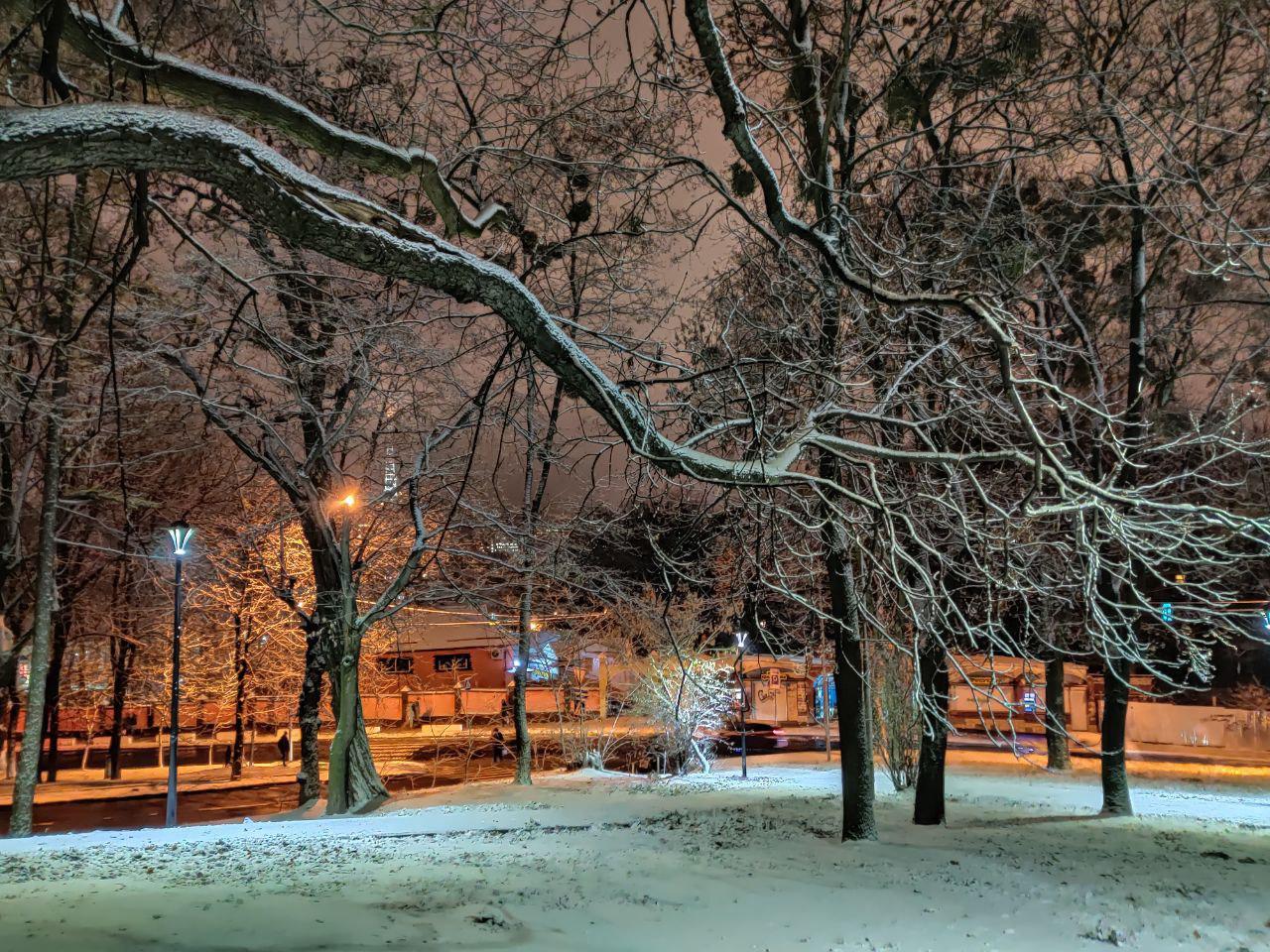 Львове, зима прийшла: містяни діляться у соцмережах казковими фото