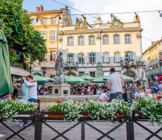 Топ-9 романтичних місць Львова