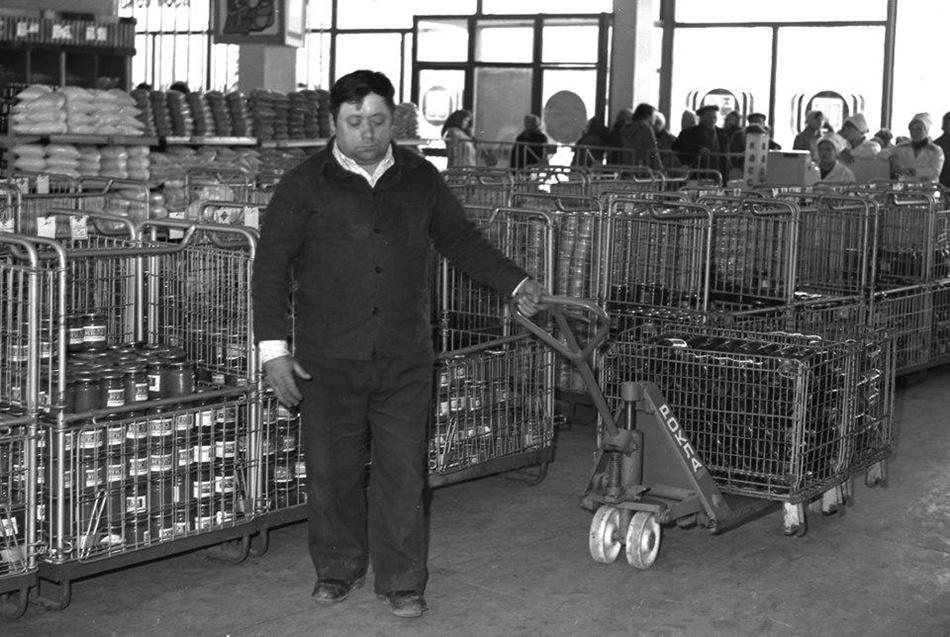 Львів, 1981-1983 роки. Фото Віль Фургало.