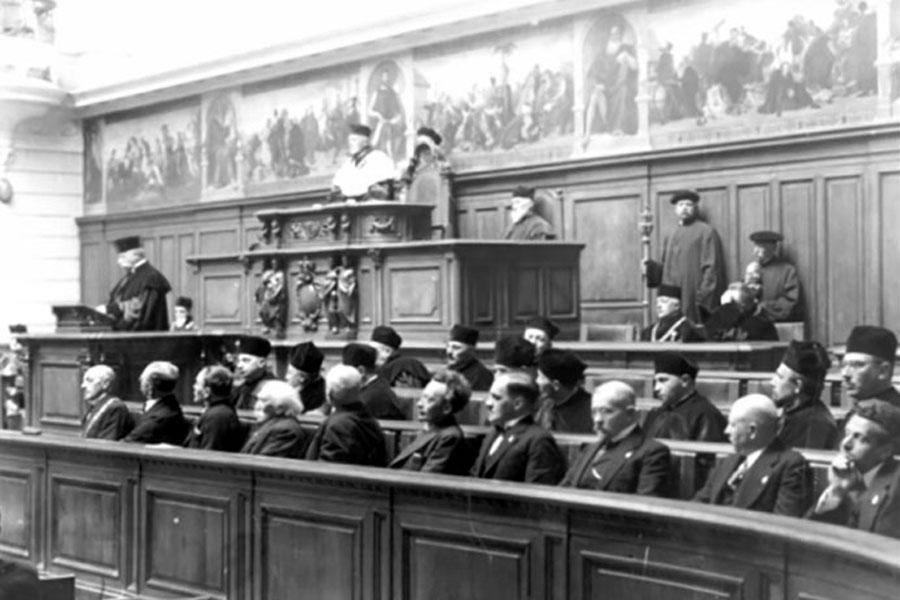 Засідання Галицького сейму