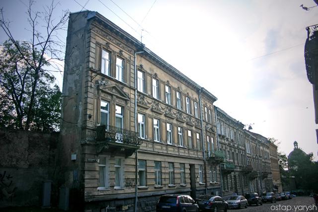вул. Лисенка, 10