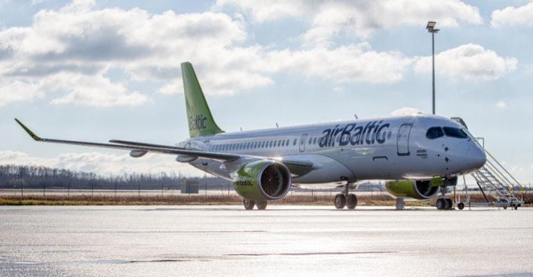 AirBaltic відновить прямі рейси зі Львова до Риги
