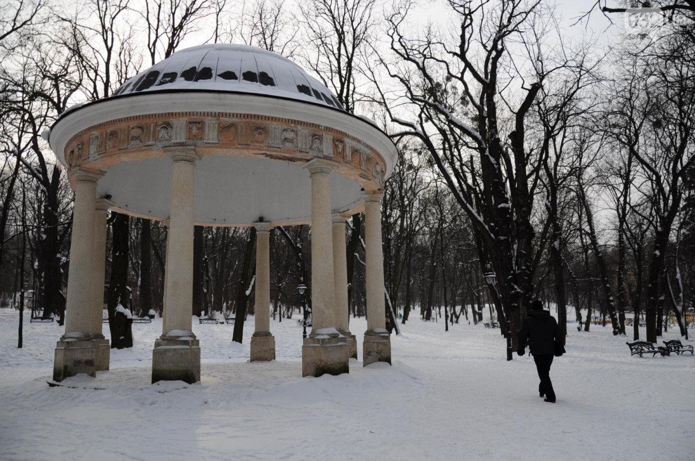 Парк імені Івана Франка