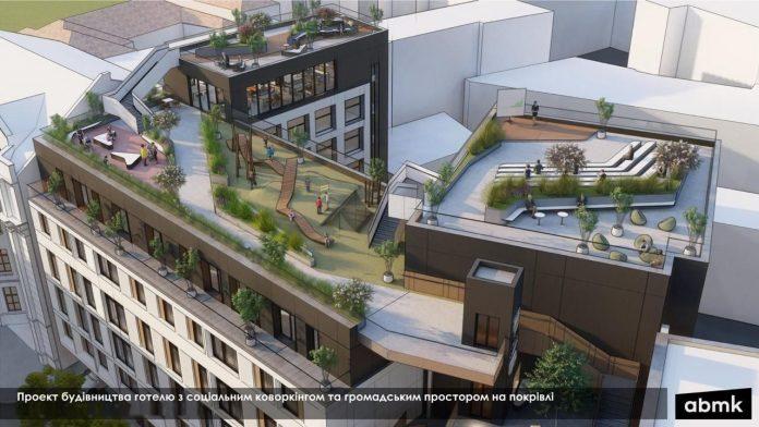 У мережі з'явились фото нового громадського простору у Львові