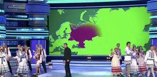 У російському КВК показали, чий Крим (відео)