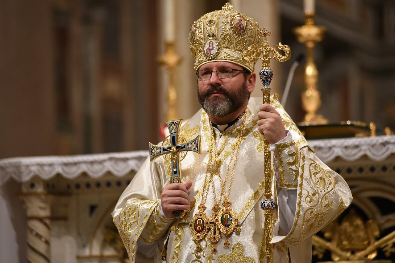 Результат пошуку зображень за запитом Блаженніший Святослав