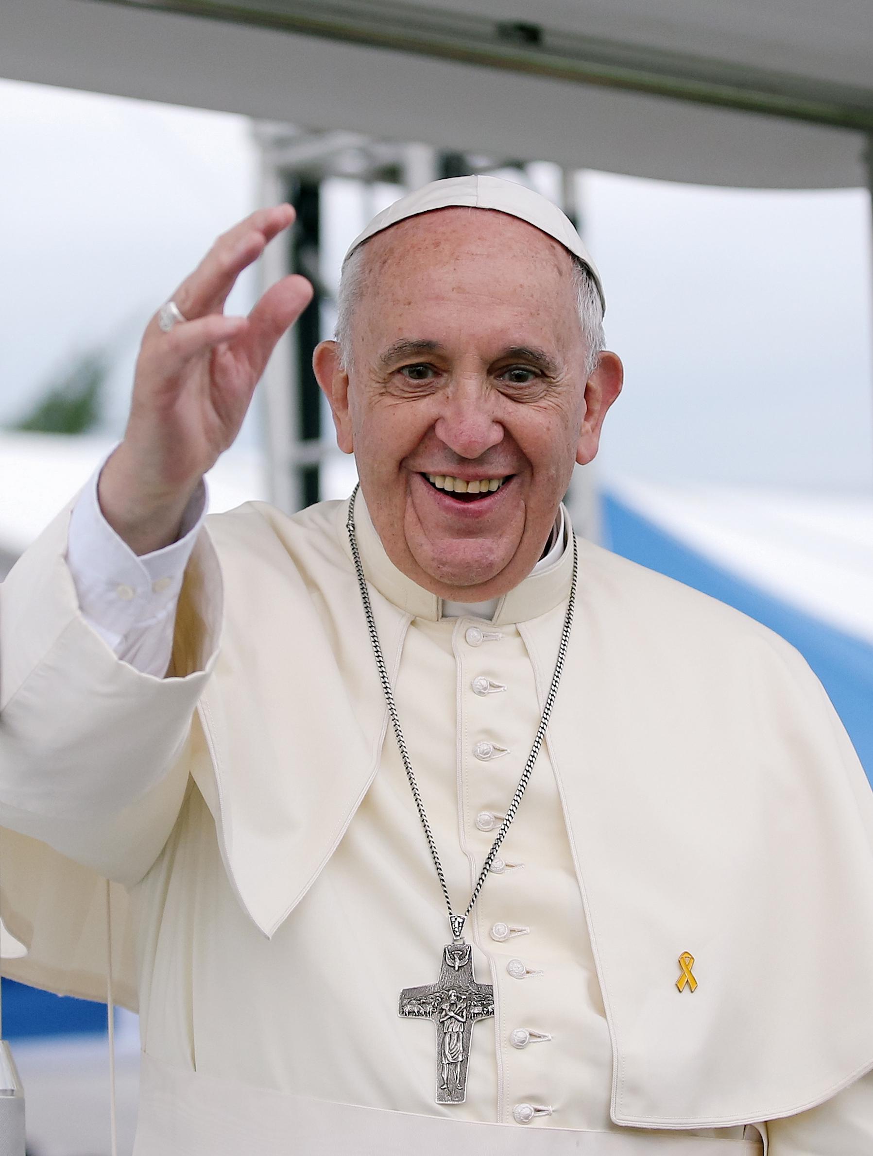 Франциск (папа) — Вікіпедія