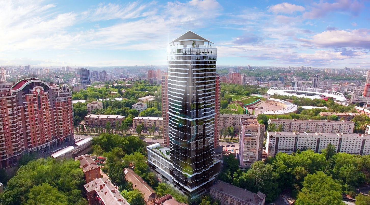 Замглавы СБУ получил квартиру от государства за 6 млн в центре ...
