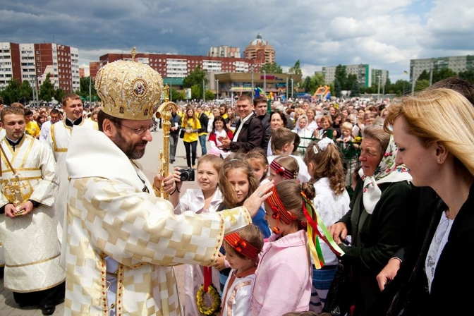 Фото: Українська Греко-Католицька Церква, Фейсбук