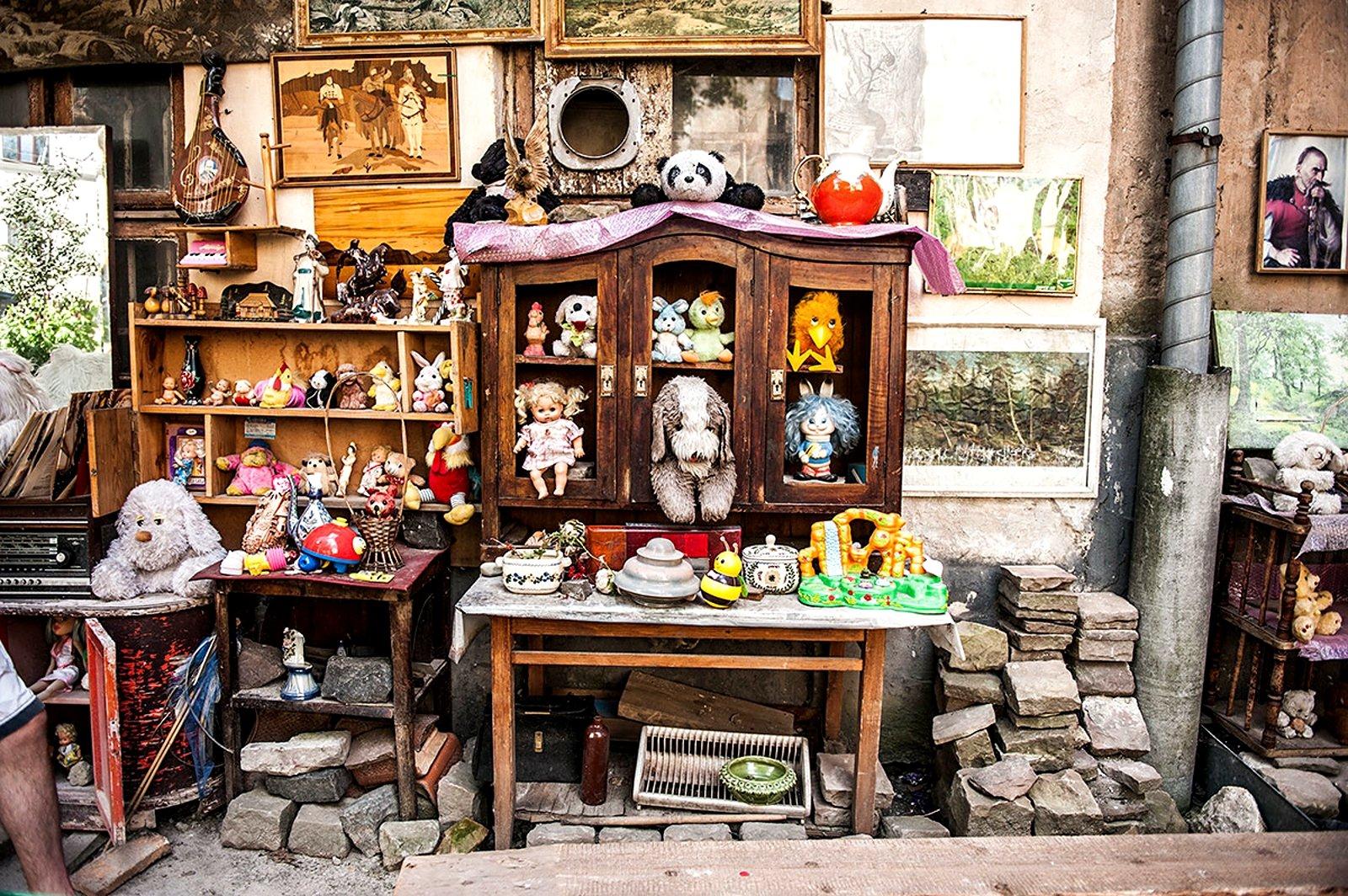 Как найти двор потерянных игрушек во Львове