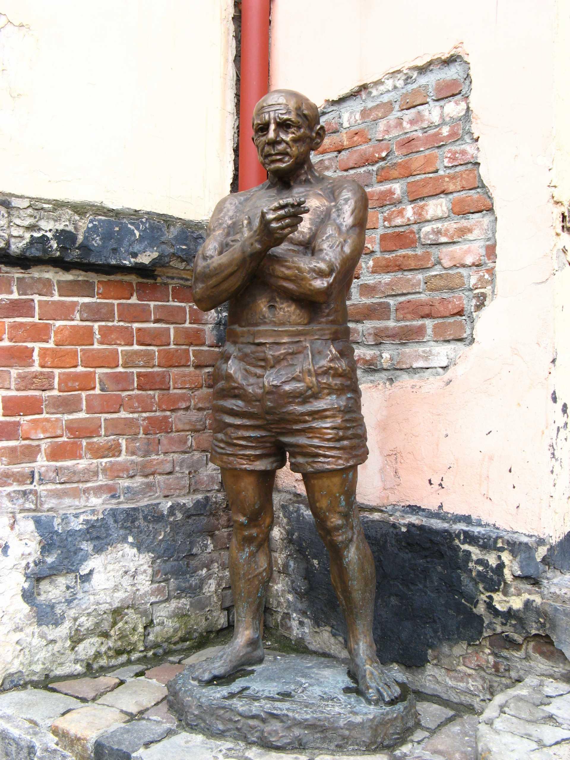 Файл:Pablo Picasso (Lviv).JPG — Вікіпедія