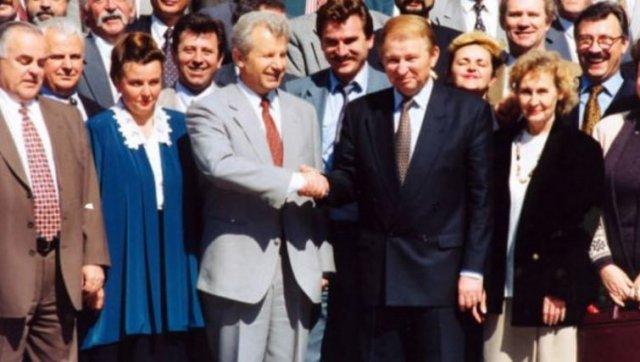 Як приймали Конституцію України в 1996 році: раритетні фото та відео - фото 177387