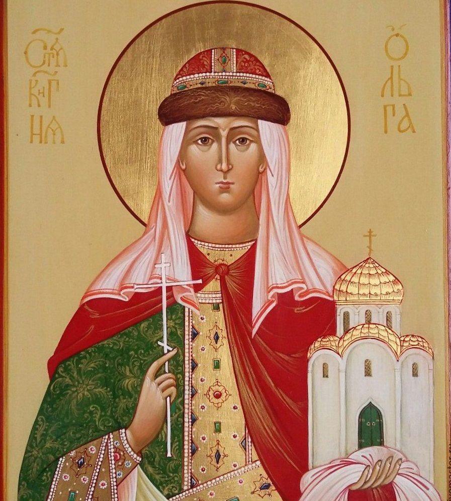 24 июля – день памяти святой равноапостольной княгини Ольги | УНИАН