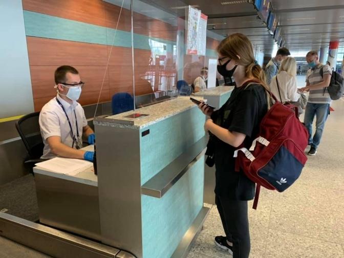Фото: Львівський аеропорт