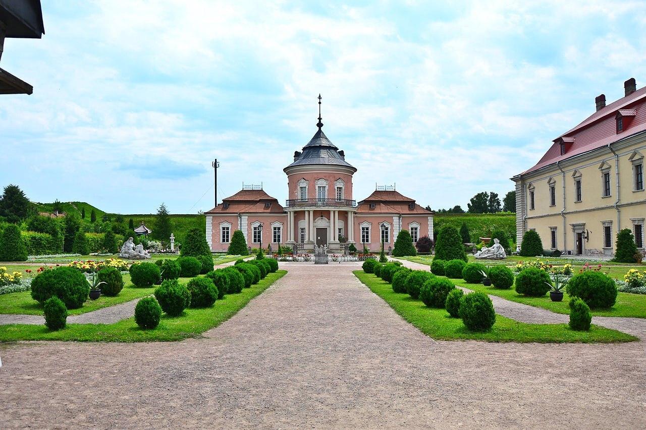 Золочівський замок (фото – wikipedia.org)