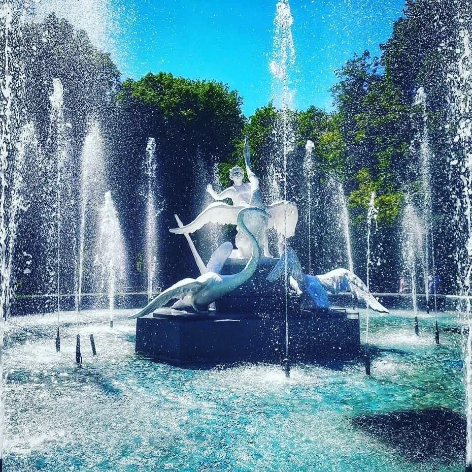 Прогулянка на вихідні: найцікавіші локації Стрийського парку. Фото: Львівська міськрада.