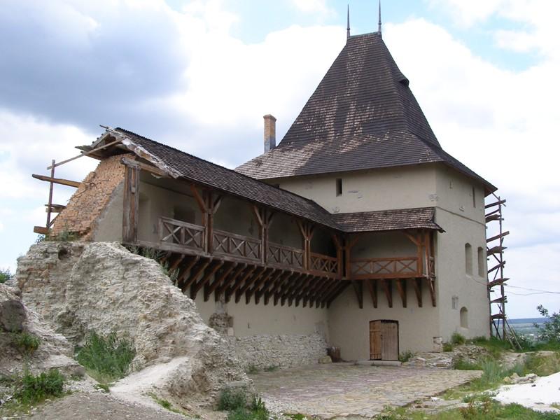 руїни Галицького замку