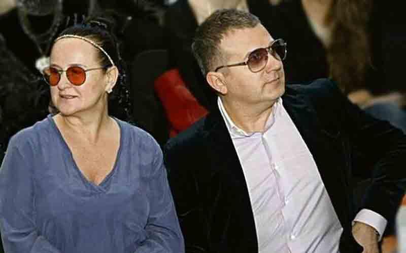 Як виглядає перша дружина Горбунова, з якою він був до Осадчої: «Старша на десять років»