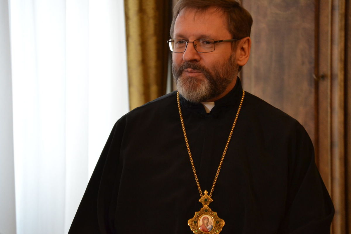 Глава УГКЦ: «Погляньте, дебільшість українців одужали від коронавірусу,— усім'ї!»