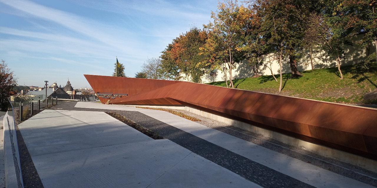 Меморіал Небесної Сотні у Львові, Фото - з відкритого доступу