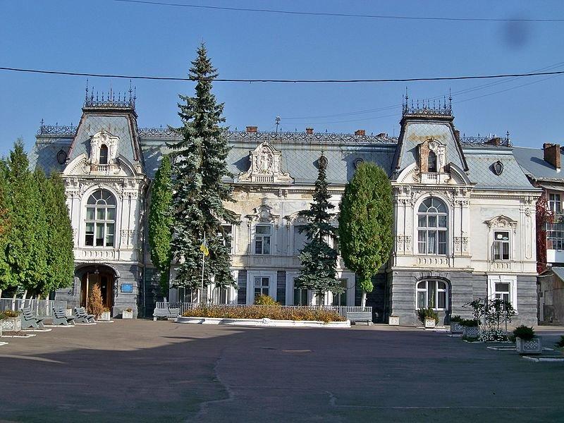 Палац Семенських-Левицьких у Львові, Фото - з відкритого доступу