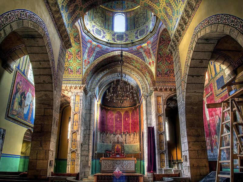 Вірменський кафедральний собор Успіння Пресвятої Богородиці у Львові, Фото - з відкритого доступу