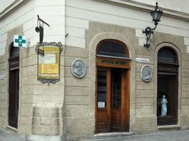 Аптека-музей «Під Чорним орлом»