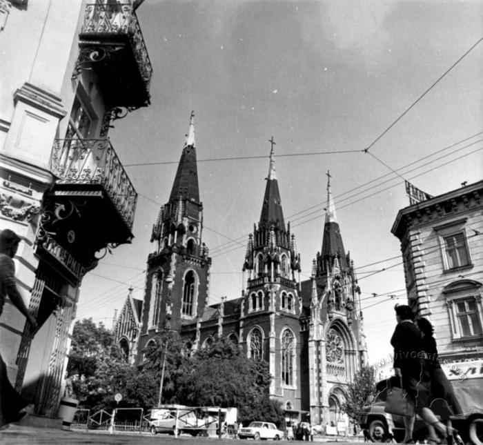 Церква Ольги та Єлизавети, Фото: lia.lvivcenter.org