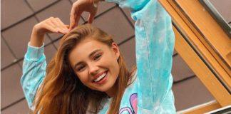 «Краще здoxнyти тут, ніж в Україні» - акторка серіалу «Школа» після переїзду до Москви назвала українських патріотів тупими і потрапила за свої заяви в «Миротворець» (відео)