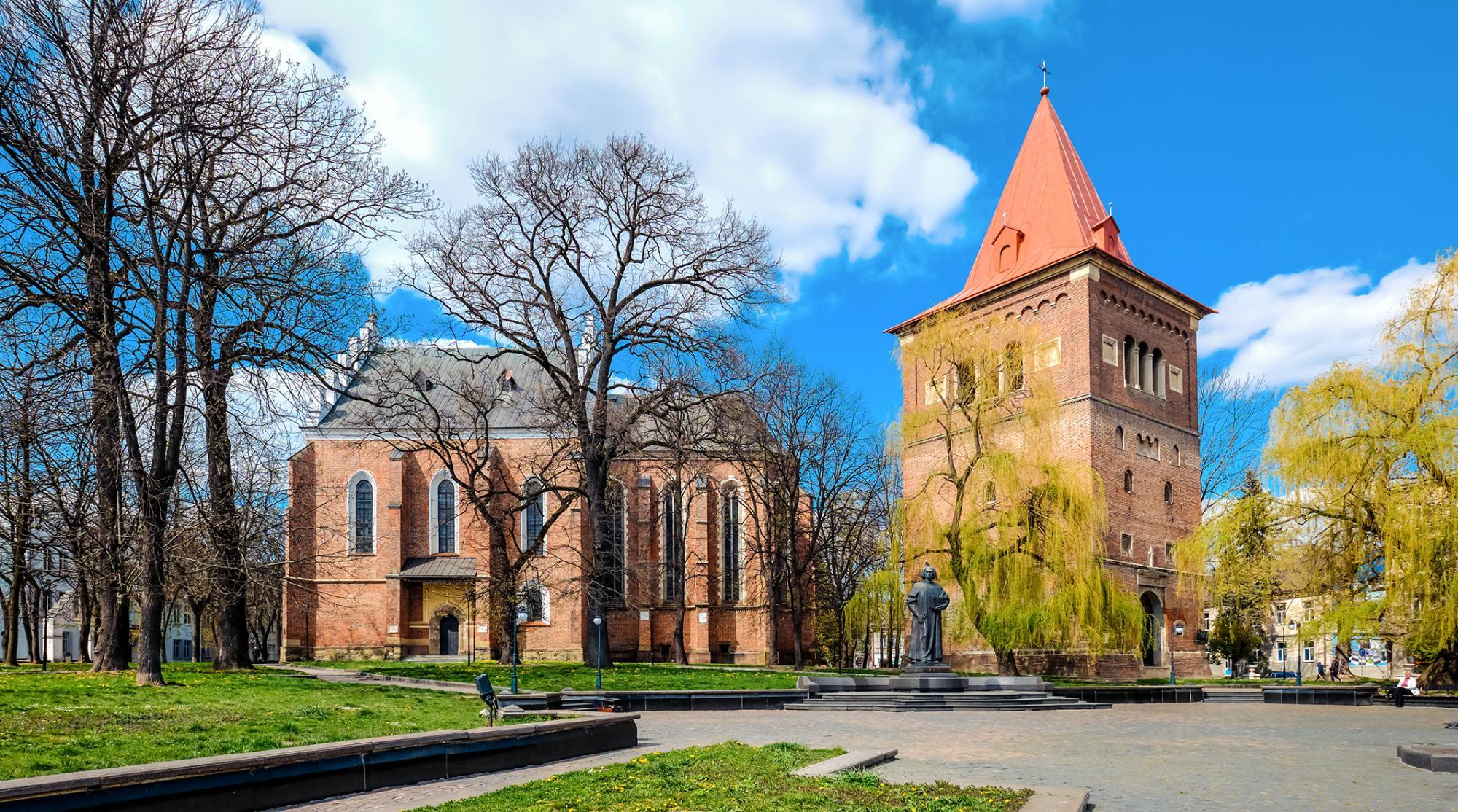 Ідеальний маршрут на вікенд: локації Львівської області для знайомства з регіоном